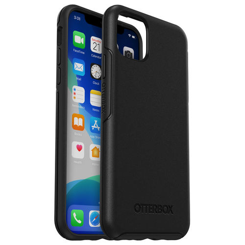 OtterBox Symmetry Shockproof Case for Apple iPhone 11 Pro Max - Black